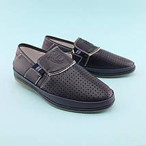 Мокасины туфли синие на мальчика тм Том.М размер 35,36,37,39, фото 2