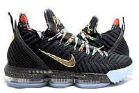 Баскетбольные кроссовки Nike LeBron XVI Watch the Throne