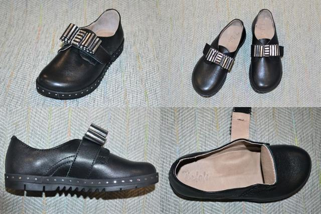 Закриті туфлі на дівчинку, Belali фото