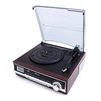 Проигрыватель виниловых дисков с радио Camry CR 1113, фото 1