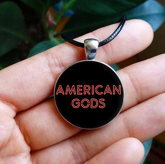 кулон  Американские боги