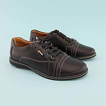 Туфли на мальчика Черные тм Том.М размер 33,34,35,36,37,38, фото 3