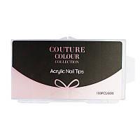 Верхние формы Couture Colour Nail Tips, 100 штук