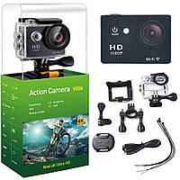 W9s Action camera экшн-камера Full HD 1080 Р