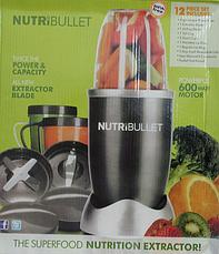 Кухонный мини-комбайн NUTRI BULLET 600 W!Акция, фото 3