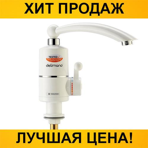 Проточный водонагреватель Deimanо на кран