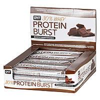 Спортивные батончики QNT Protein Burst Bar (70 г)