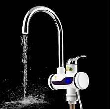 Проточный водонагреватель Instant Electric Heating Water Faucet, фото 3