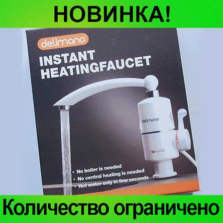 Проточный водонагреватель на кран Deimanо!Розница и Опт, фото 2
