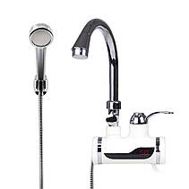 Проточный водонагреватель с душем Deimanо и экраном!Розница и Опт, фото 2