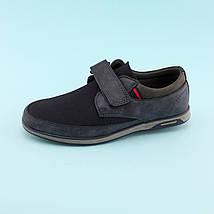 Туфли на мальчика Серые тм Том.М размер 33,34,35,36,37, фото 3