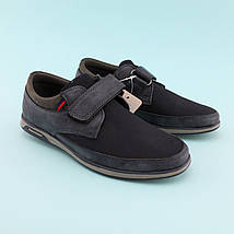 Туфли на мальчика Серые тм Том.М размер 33,34,35,36,37, фото 2