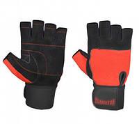 Перчатки Gladiator Man Gloves (GLM 109A) Red