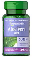Комплекс для улучшения работы иммунной системы Puritan's Pride Aloe Vera gel 5000 мг (100 капс)