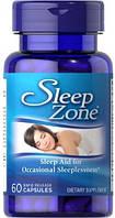 Снотворное Puritan's Pride Sleep Zone (60 капс)