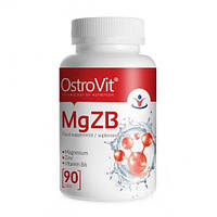 Витамины и минералы OstroVit MgZB (90 таб)