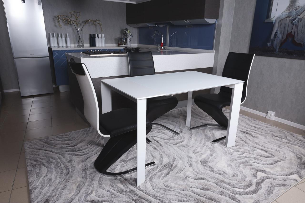 Стол обеденный Nicolas BRISTOL S 100/150х74х75 см белый