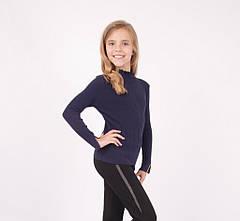 Детский школьный свитер для девочки от BEAR RICHI 288006 | 130-162р., фото 2