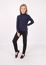 Детский школьный свитер для девочки от BEAR RICHI 288006 | 130-162р., фото 3