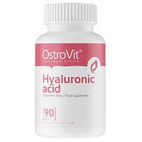 Препарат для восстановления суставов и связок OstroVit Hyaluronic Acid (90 таб)