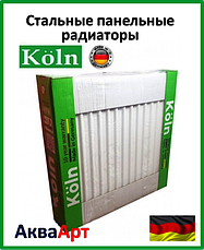 Стальные панельные радиаторы Köln (Германия)
