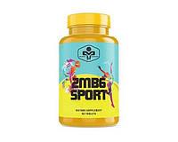 Витамины и минералы MUST ZMB6 Sport (90 таб)