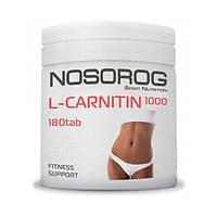 Для снижения веса NOSOROG L-Carnitin 1000 (180 таб)