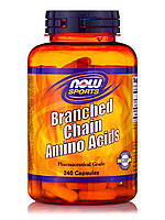 BCAA NOW Branched Chain Amino Acids (60 капс)