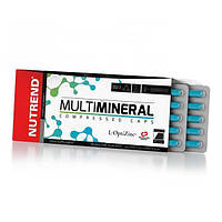 Витамины и минералы Nutrend MultiMineral (60 капс)