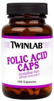Активное долголетие Twinlab Folic Acid Caps (100 капс)