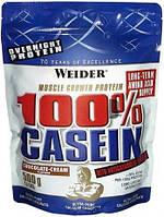 Протеины Weider 100% Casein (500 г)