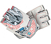 Перчатки для фитнеса женские MadMax No Matter MFG 931 белые