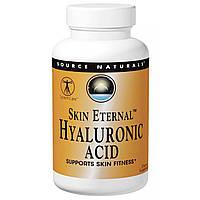 Препарат для восстановления суставов и связок Source Naturals Hyaluronic Acid 50 мг (60 таблеток)