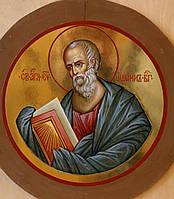 Иконы евангелистов: Святого Матфея, Святого Марка, Святого Луки, Святого Иоанна Богослова для царских врат.