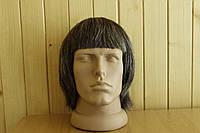 Чоловіча перука з слов'янських волосся, фото 1