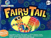 Набор резинок для плетения в картон коробке Fairy Tail