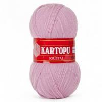 Kartopu kristal - 763 бледно розовый
