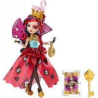 Кукла Эвер Афтер Хай Лиззи Хартс Дорога в Страну Чудес - Lizzie Hearts Way Too Wonderland