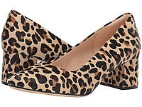Туфли на каблуке (Оригинал) Clarks Sheer Rose Leopard Print