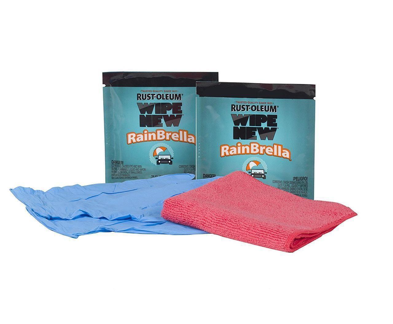 Антидождь для стекол автомобиля RAIN BRELLA | Жидкость для защиты стекла от воды и грязи