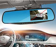 Зеркало-Видеорегистратор Vehicle Blackbox DVR Full HD 1080