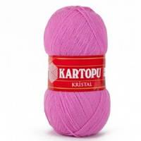 Kartopu kristal - 805 сиренево розовый