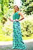 Платье 0914 / зеленый
