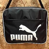 Сумка планшет puma(1 цвет)только ОПT/Адидас оптом/Сумка для через плечо/барсетки мужчины , фото 1