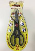 Кухонні ножиці для риби і птиці Savoy + відкривачка, фото 1