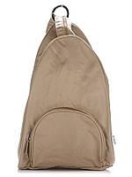 Жіночий рюкзак Silvia 625 бежевий, фото 1