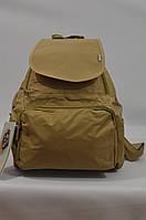 Рюкзак жіночий Silvia 687 бежевий, фото 1