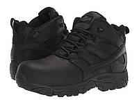 Ботинки/Сапоги (Оригинал) Merrell Work Moab 2 Mid Tactical Response Waterproof Comp Toe Black, фото 1