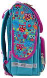 Рюкзак школьный каркасный 1 Вересня Smart PG-11 Funny owls для девочки 555930, фото 6
