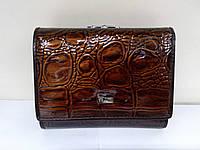 Жіночий шкіряний гаманець Wanlima 71041560015b1, фото 1